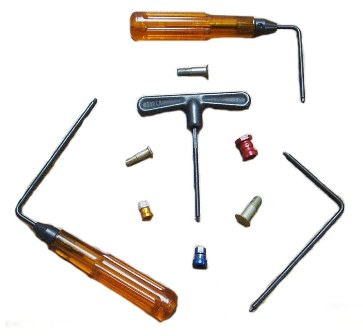 hi-strenth hex keys for hi-lok/hi-lite installation